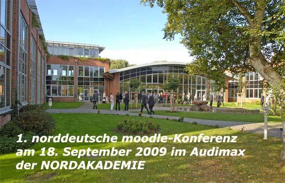 1.Norddeutsche Moodle Konferenz